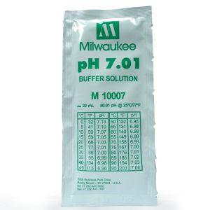 Milwaukee/Neptune 7.01 pH Buffer calibration fluid