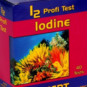 Salifert Iodine Test Kit 40T