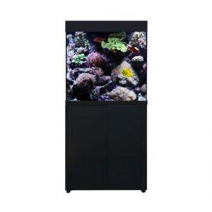 Aqua One AquaReef 195 with Cabinet (Black)