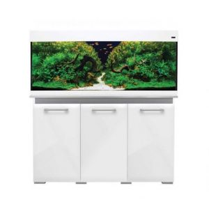 Aqua One AquaVogue 245 & Cabinet White
