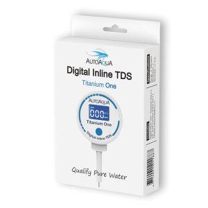 D-D AutoAqua Titanium One TDS Meter
