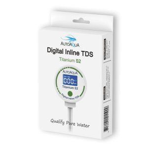 D-D AutoAqua Titanium S2 TDS Meter
