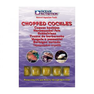 Ocean Nutrition Frozen Chopped Cockles
