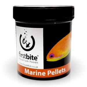 First Bite Marine Pellets 120g M- 2.5mm