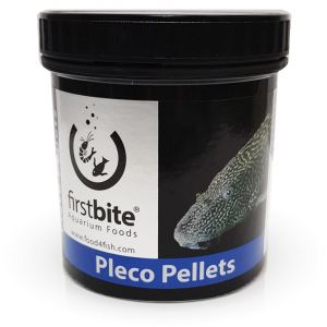 First Bite Pleco Pellets 120g