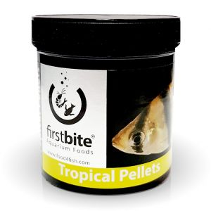 First Bite Tropical Pellet S 120g