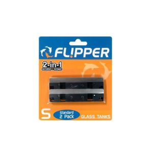 Flipper Standard Steel Blades (2 pack)
