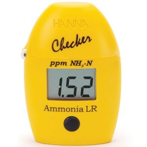 Hanna Ammonia Low Range (ppm) HI-700