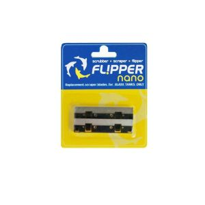 Flipper Nano Steel Blades (2 pack)