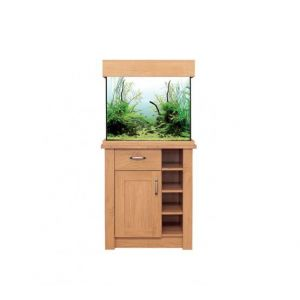 Aqua One OakStyle 110 Aquarium and Cabinet