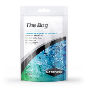 "Seachem Filter Media Bag 5""x10"" The Bag"