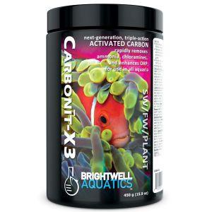 Brightwell Aquatics Carbonit-X3 450g