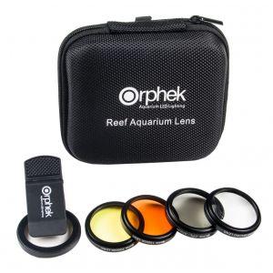 Orphek Smartphone Coral Lens Kit