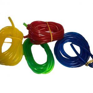 D-D Coloured Dosing Tube (4 colours x 2m)