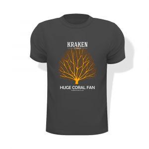 Kraken Tee - Coral Fan T-Shirt