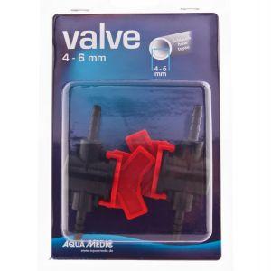 Aqua Medic Valve 4-6mm