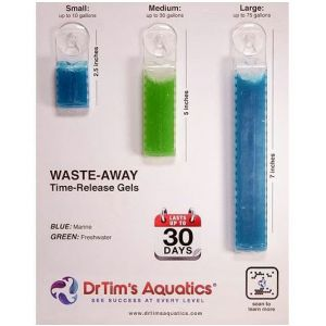Dr Tims Large Waste Away Gels- Twin