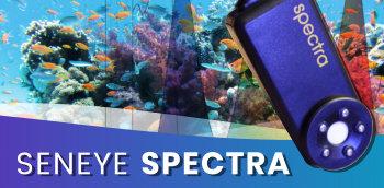 Seneye Spectra, Submersible spectrometer